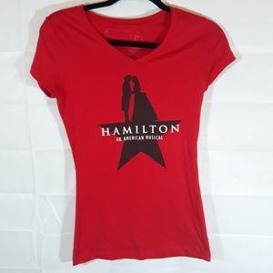 Hamilton baby tee